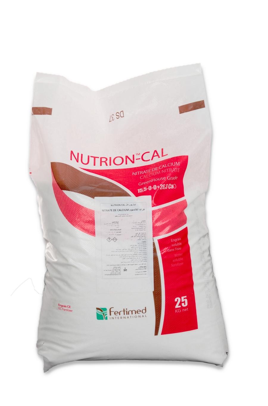 nitrate de calcium